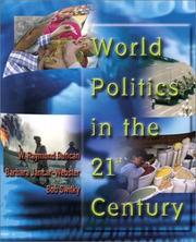 World Politics in the 21st Century by W. Raymond Duncan, Barbara Jancar-Webster, Bob Switky