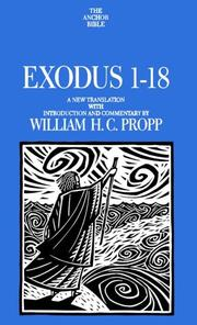 Cover of: Exodus 1-18
