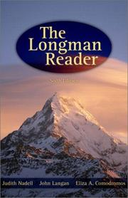 Cover of: The Longman reader