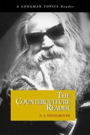 Cover of: The counterculture reader |