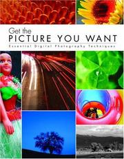 Cover of: Get the picture you want |