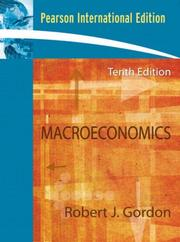 Cover of: Macroeconomics (Pie)