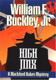Cover of: High jinx | William F. Buckley