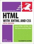 Cover of: HTML for the World Wide Web with XHTML a