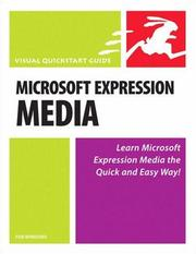 Cover of: Microsoft Expression Media for Windows