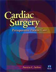 Cover of: Cardiac Surgery | Patricia C. Seifert