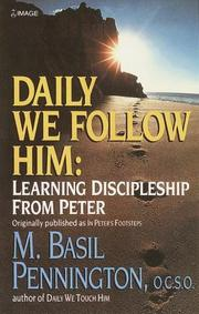 Cover of: Daily We Follow Him