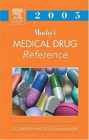 Cover of: Mosby