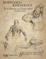 Cover of: Essentials of Kinesiology for the Physical Therapist Assistant by Paul Jackson Mansfield, Donald A. Neumann