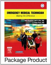 Emergency Medical Technician - Hardcover Text and VPE Package