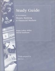 Cover of: Money, Banking & Financial Markets (Swc-Finance Series)