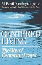 Cover of: Centered Living