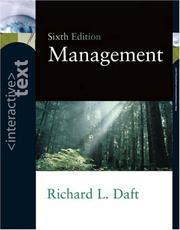 Cover of: Interactive Text for Management