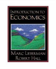 Cover of: Introduction to Economics with Applications Update