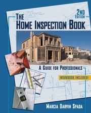 Cover of: The Home Inspection Book