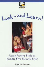 Cover of: Look--and learn!