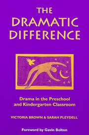Cover of: The dramatic difference