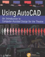 Cover of: Using Autocad