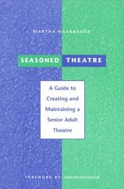 Cover of: Seasoned theatre