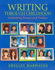 Cover of: Writing Through Childhood
