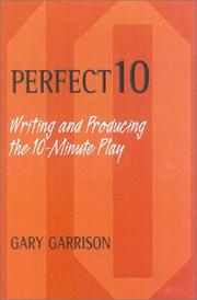 Cover of: Perfect 10