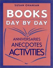 Cover of: Books Day by Day by Susan Ohanian