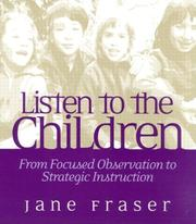 Cover of: Listen to the Children