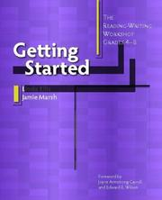 Cover of: Getting Started | Linda Ellis