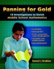 Cover of: Panning for Gold