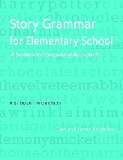 Cover of: Story grammar for elementary school