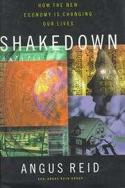 Cover of: Shakedown