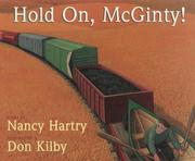 Cover of: Hold on McGinty	Hartry