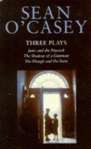 Cover of: Three Plays Juno and the Paycock the Shado (Pan Classics)