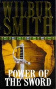 Cover of: Power of the Sword