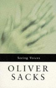 Cover of: Seeing voices | Oliver Sacks