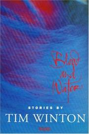 Cover of: Blood and water by Tim Winton