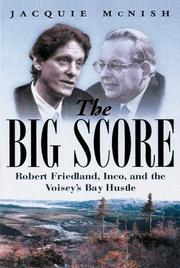 Cover of: The big score