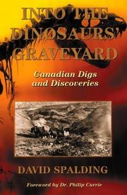 Cover of: Into The Dinosaurs' Graveyard