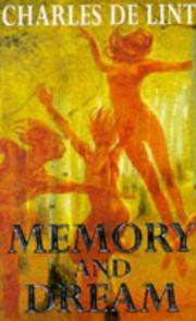 Cover of: Memory and Dreams