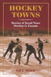 Cover of: Hockey towns