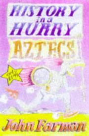 Cover of: Aztecs (History in a Hurry, 5)