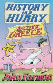 Cover of: Ancient Greece (History in a Hurry, 8)