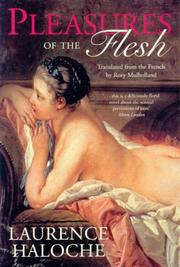 Cover of: Pleasures of the Flesh