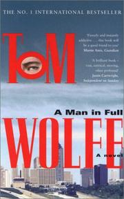 Cover of: A Man in Full