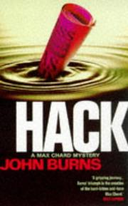 Cover of: Hack | John Burns