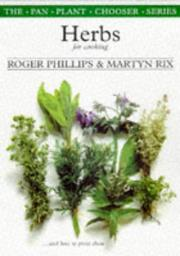 Cover of: Herbs for cooking