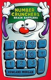 Cover of: Brain Bafflers (Number Crunchers)