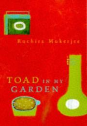 Cover of: Toad in my garden