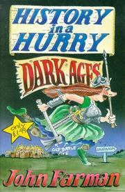 Cover of: Dark Ages (History in a Hurry, 9)