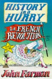 Cover of: French Revolution (History in a Hurry, 12)